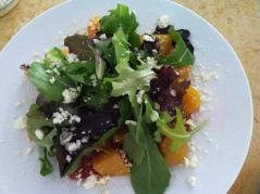 Isabella's Citrus &Beet Salad